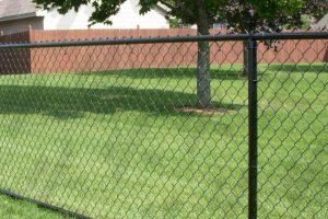 black-chain-link-fencing-in-spokane-wa