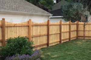 wood-fencing-in-spokane-by-fence-contractors-with-decorative-planks